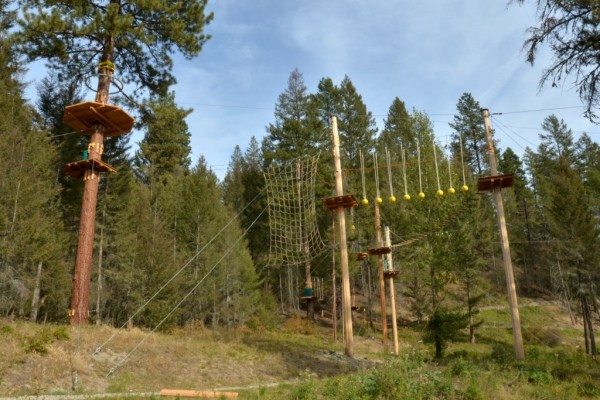 Stand-alone Obstacle Courses